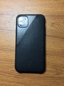 Native UnionのiPhone11のケース