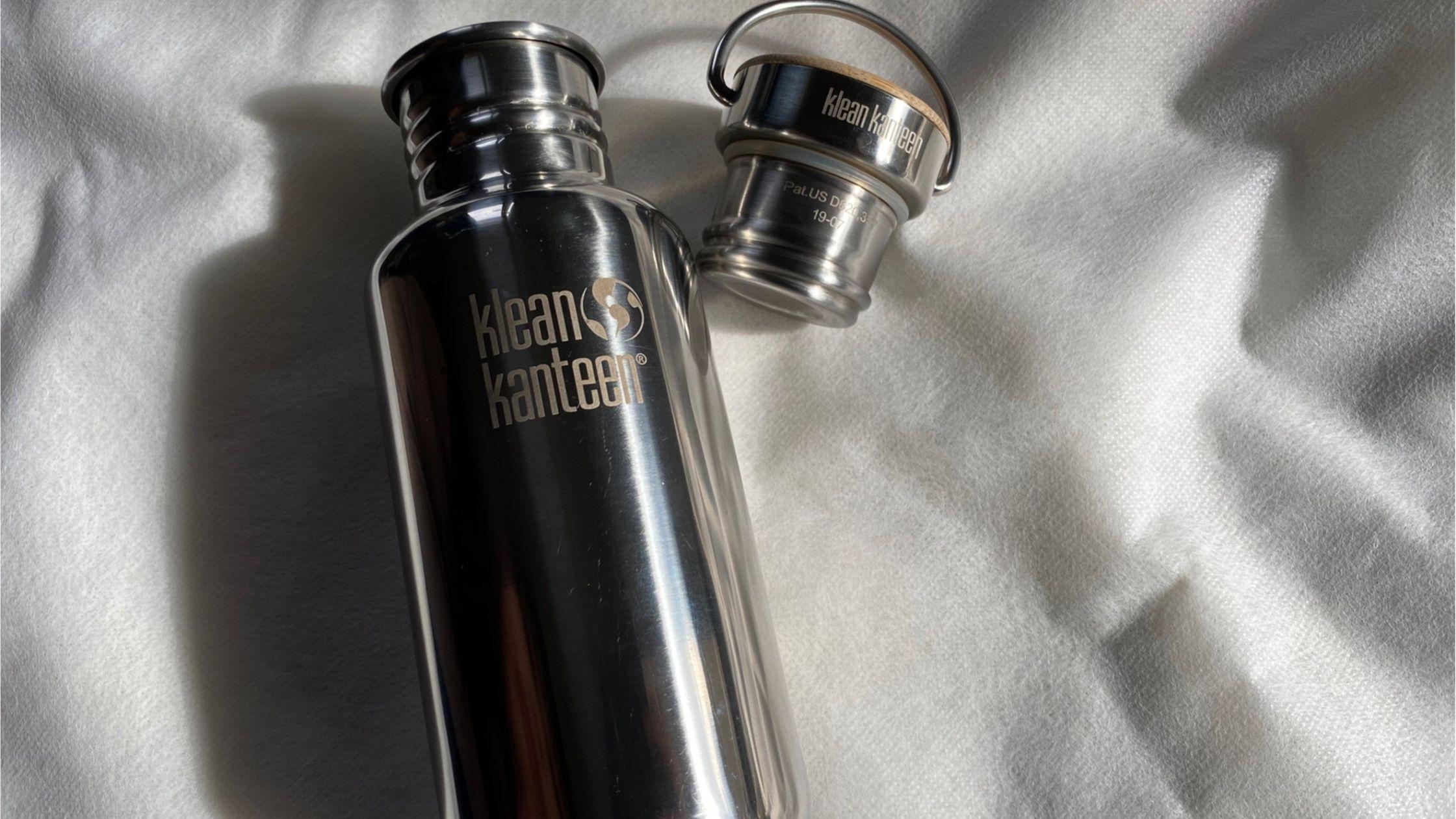クリーンカンティーンのステンレスボトル