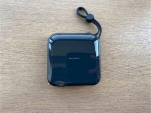 MATECH LightCell+ 10000mAh 小型軽量モバイルバッテリーの本体