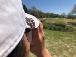 ピンイーグルをゴルフ場で使ってみた