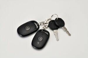 COSWHEEL EV Scooterの盗難防止スマートキー
