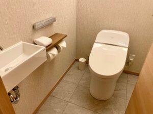 ハイアットハウス金沢 トイレ