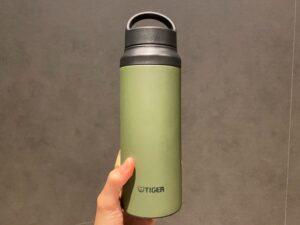 TIGER800mlの水筒