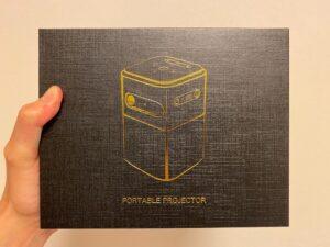 CINEMAGE miniの箱